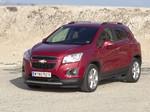 Pressepräsentation Chevrolet Trax: Solides Angebot