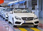 Cabrio- und Coupé-Produktion der E-Klasse gestartet
