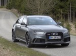 Pressepräsentation Audi RS6 Avant: Put the Pedal to the Metal