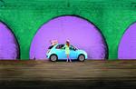 Fiat 500 Sondermodell Sole für den Sommer