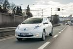 Pressepräsentation Nissan Leaf: Vom Erfolg beflügelt