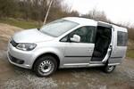 Fahrbericht Volkswagen Caddy 2.0 TDI 4Motion DSG: Einmalige Kombination