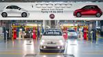 Einmillionster Fiat 500 produziert