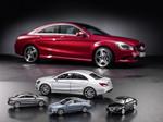 Mercedes-Benz CLA jetzt auch als Modellauto