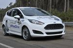 Ford stellt Fiesta mir Radnabenantrieb vor