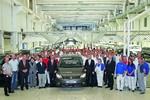 1,5 Millionen VW Touran aus Wolfsburg