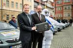 44 Opel Corsa im Dienst der Verkehrssicherheit