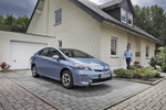 Toyota Prius Plug-in gewinnt Vergleichstest