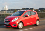 Fahrbericht Chevrolet Spark: Kleiner Freund