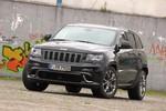 Fahrbericht Jeep Grand Cherokee SRT8: Machos Liebling