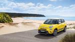 Fiat legt den 500L höher