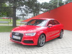 Pressepräsentation Audi A3 Limousine: Familienzuwachs