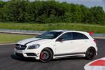 Pressepräsentation Mercedes-Benz A 45 AMG und CLA 45 AMG: Hammerteile