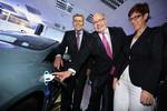 Ford Focus Electric kommt ab sofort aus Saarlouis