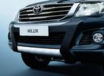 Zahlreiches Zubehör für den Toyota Hilux