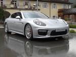 Pressepräsentation Porsche Panamera: Saubere Leistung
