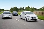 Über drei Millionen Toyota Prius verkauft