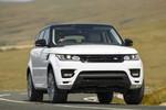 Pressepräsentation Range Rover Sport: Busch oder Boulevard