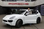 Porsche liefert 500 000sten Cayenne aus