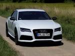 Pressepräsentation Audi RS7 Sportback: Schönes Biest