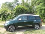 Pressepräsentation Fiat 500L Living und Trekking: Die Familie wächst weiter
