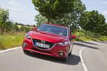 Pressepräsentation Mazda3: Eigene Wege auf dem Golf-Platz