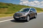 Honda führt neuen Diesel im CR-V ein