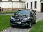 Pressepräsentation Honda CR-V 1.6 i-DTEC: Weniger ist mehr