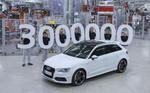 Dreimillionster Audi A3 produziert