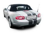 Rallyestreifen für den Mazda MX-5