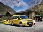 Ford Tourneo Connect ab Frühjahr 2014 erhältlich