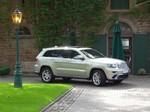 Pressepräsentation Jeep Grand Cherokee: Italienische Momente