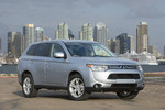 "Mitsubishi Outlander erhält ""Top Safety Pick Plus"""