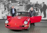 Porsche restauriert ersten Erfolgs-Elfer