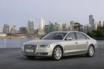 Audi optimiert den A8