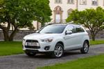 Mitsubishi bietet ASX mit 2,2-Liter-Diesel und Automatik