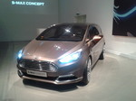 IAA 2013: Ford zeigt S-Max Concept