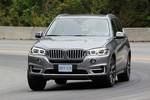 Pressepräsentation BMW X5: Sein Revier ist die Straße