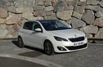 Pressepräsentation Peugeot 308: Zurück im Wettbewerb
