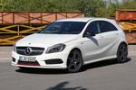 Fahrbericht Mercedes-Benz A 250 Sport: Junge Wilde