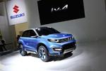 IAA 2013: Suzuki bringt 2015 neues SUV auf die Straße