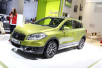 IAA 2013: Suzukis SX4 steht bereit