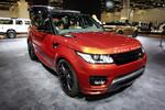 IAA 2013: Range Rover Sport legt bei 59 600 Euro los