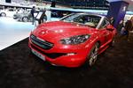 IAA 2013: Peugeot RCZ lässt die Muskeln spielen