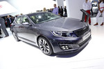 IAA 2013: Kia optimiert den Optima