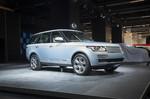 IAA 2013: Land Rover schickt seine Hybriden los