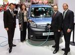 Renault übergibt 10 000. Kangoo Z.E.