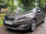 Der neue Peugeot 308: Es braust ein Franzose wie Donnerhall...
