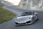 Los Angeles 2013: Turbokraft für den offenen Porsche 911