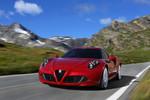 Alfa Romeo 4C ab 50 500 Euro